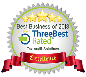 Best Business of 2018 - Three Best Rated: Tax Audit Solutions